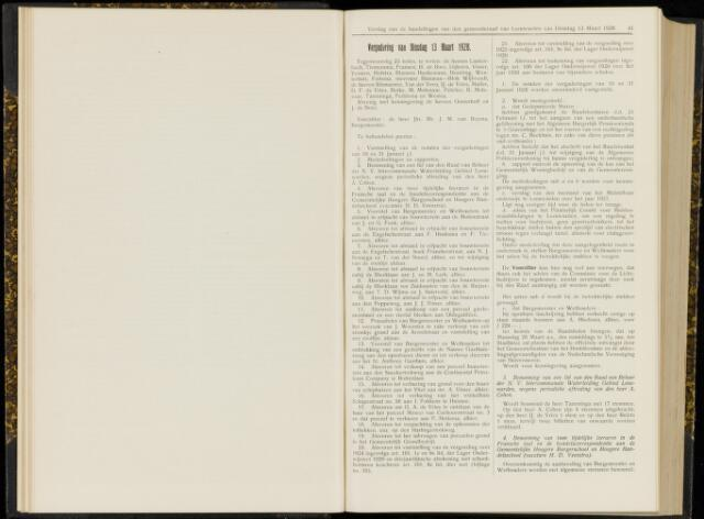 Raadsverslagen van de gemeente Leeuwarden, 1865-2007 (Notulen) 1928-03-13
