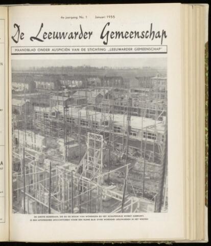 Leeuwarder Gemeenschap 1955-01-01