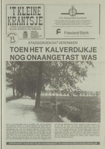 't Kleine Krantsje, 1964-1997 1995-11-01
