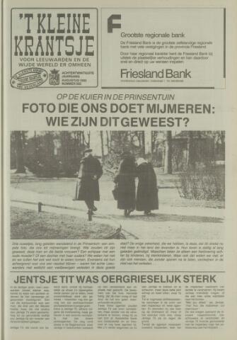 't Kleine Krantsje, 1964-1997 1992-08-01