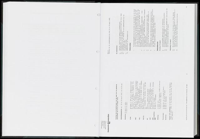 Raadsverslagen van de gemeente Leeuwarden, 1865-2007 (Notulen) 2005-03-29