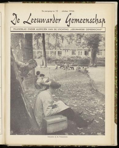 Leeuwarder Gemeenschap 1956-10-01