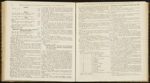 Raadsverslagen van de gemeente Leeuwarden, 1865-2007 (Notulen) 1880-09-23
