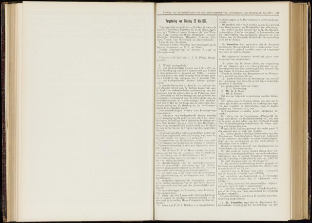 Raadsverslagen van de gemeente Leeuwarden, 1865-2007 (Notulen) 1917-05-22