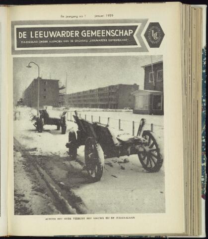 Leeuwarder Gemeenschap 1959-01-01