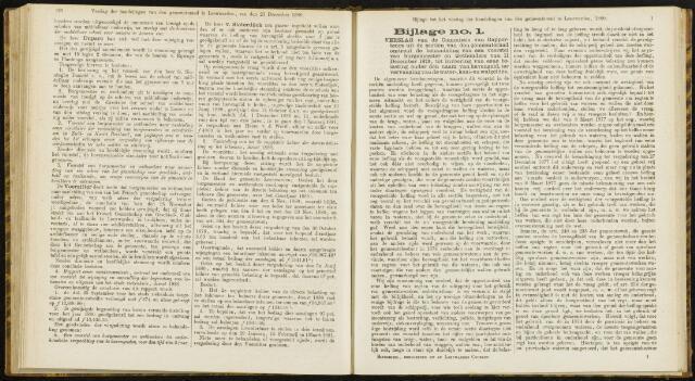 Raadsverslagen van de gemeente Leeuwarden, 1865-2007 (Bijlagen) 1880-01-01