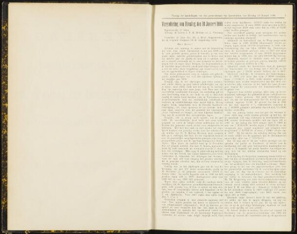 Raadsverslagen van de gemeente Leeuwarden, 1865-2007 (Notulen) 1899