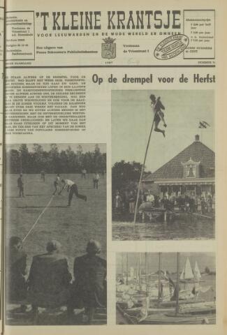 't Kleine Krantsje, 1964-1997 1967-09-06