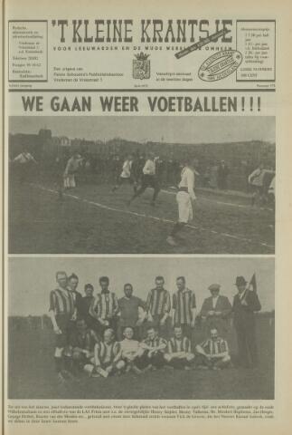 't Kleine Krantsje, 1964-1997 1972-08-26