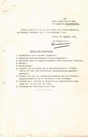 raadsverslagen Idaarderadeel 1935-1983 1949-09-06