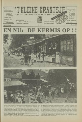 't Kleine Krantsje, 1964-1997 1973-07-14