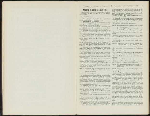 Raadsverslagen van de gemeente Leeuwarden, 1865-2007 (Notulen) 1935