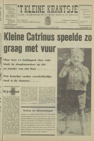 't Kleine Krantsje, 1964-1997 1965-09-22