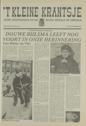 't Kleine Krantsje, 1964-1997 1977-05-14