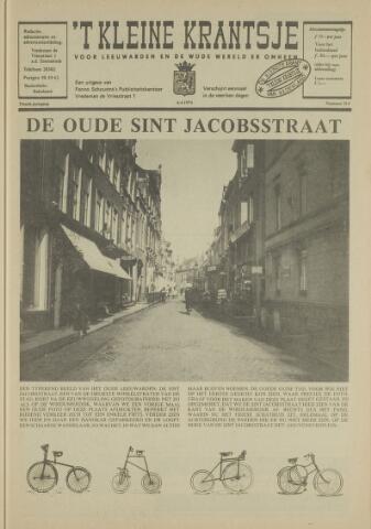 't Kleine Krantsje, 1964-1997 1974-04-06