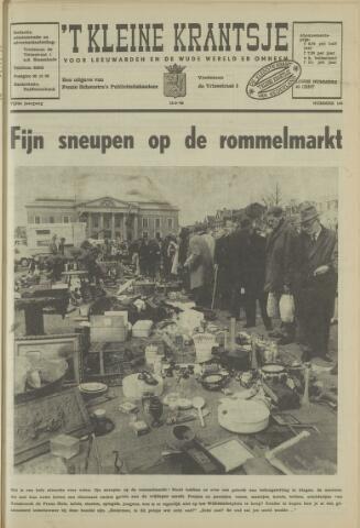 't Kleine Krantsje, 1964-1997 1969-09-12