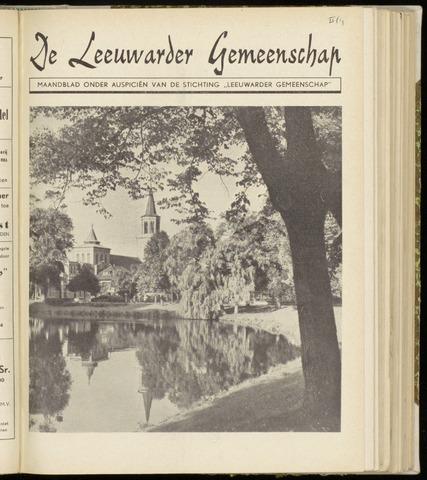 Leeuwarder Gemeenschap 1953-09-01