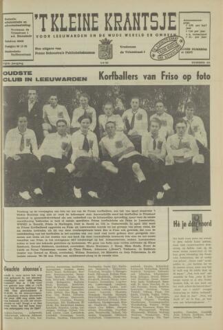 't Kleine Krantsje, 1964-1997 1969-08-06