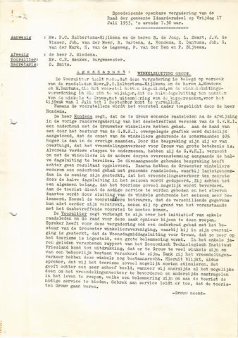 raadsverslagen Idaarderadeel 1935-1983 1953-07-17