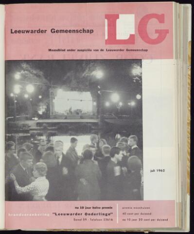 Leeuwarder Gemeenschap 1962-07-01