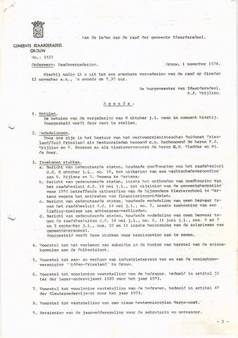 raadsverslagen Idaarderadeel 1935-1983 1974-11-12