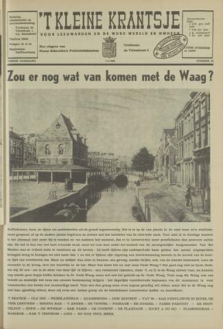 't Kleine Krantsje, 1964-1997 1968-05-01