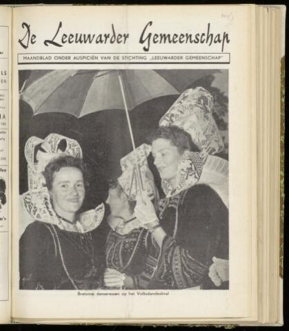 Leeuwarder Gemeenschap 1954-07-01