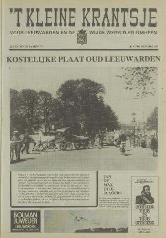 't Kleine Krantsje, 1964-1997 1981-06-13