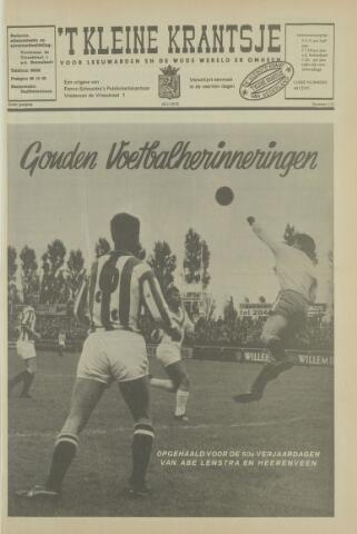 't Kleine Krantsje, 1964-1997 1970-01-10