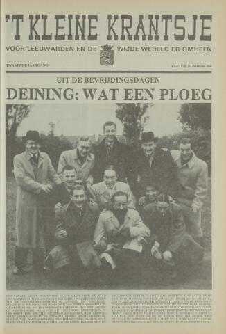 't Kleine Krantsje, 1964-1997 1976-04-17