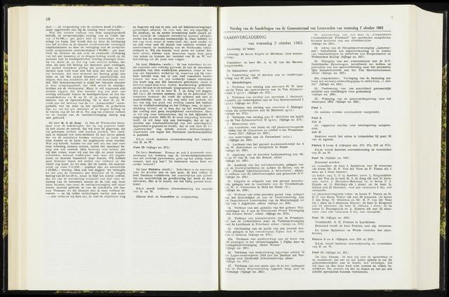 Raadsverslagen van de gemeente Leeuwarden, 1865-2007 (Notulen) 1963-10-02