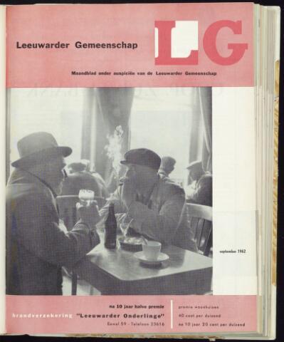 Leeuwarder Gemeenschap 1962-09-01
