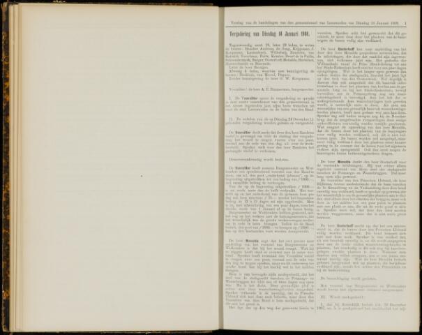 Raadsverslagen van de gemeente Leeuwarden, 1865-2007 (Notulen) 1908