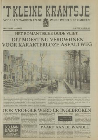 't Kleine Krantsje, 1964-1997 1982-04-30