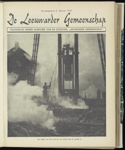 Leeuwarder Gemeenschap 1957-02-01