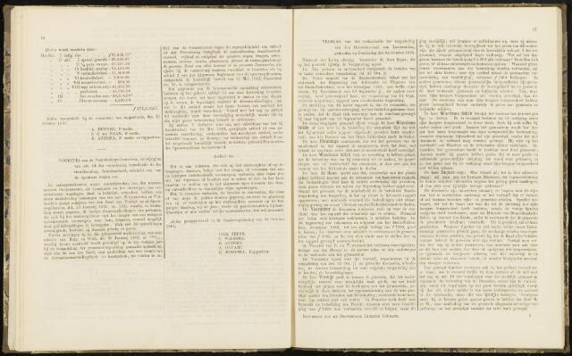 Raadsverslagen van de gemeente Leeuwarden, 1865-2007 (Notulen) 1865-10-26