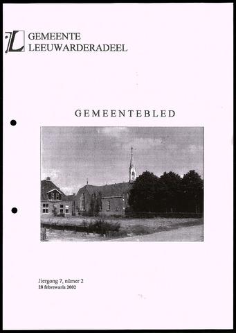 Notulen van de gemeenteraad van Leeuwarderadeel 2002-02-28