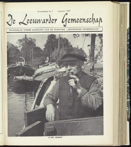 Leeuwarder Gemeenschap 1957-08-01