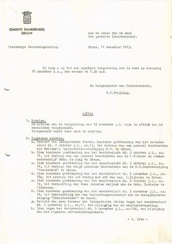 raadsverslagen Idaarderadeel 1935-1983 1963-12-18