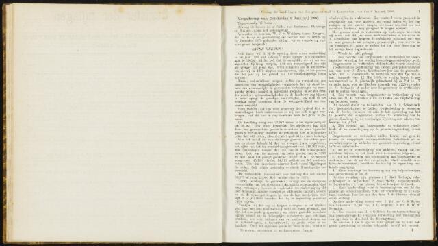 Raadsverslagen van de gemeente Leeuwarden, 1865-2007 (Notulen) 1880
