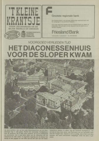 't Kleine Krantsje, 1964-1997 1991-03-01