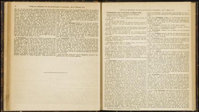 Raadsverslagen van de gemeente Leeuwarden, 1865-2007 (Notulen) 1873-03-13