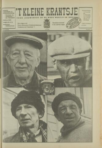't Kleine Krantsje, 1964-1997 1970-05-02