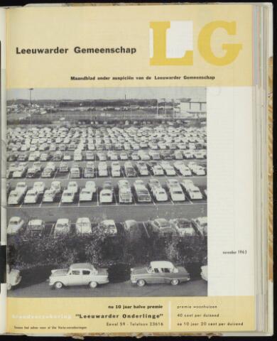 Leeuwarder Gemeenschap 1963-11-01
