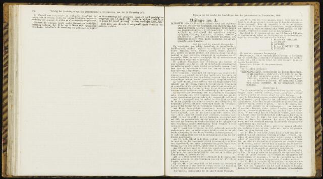 Raadsverslagen van de gemeente Leeuwarden, 1865-2007 (Bijlagen) 1876-01-01