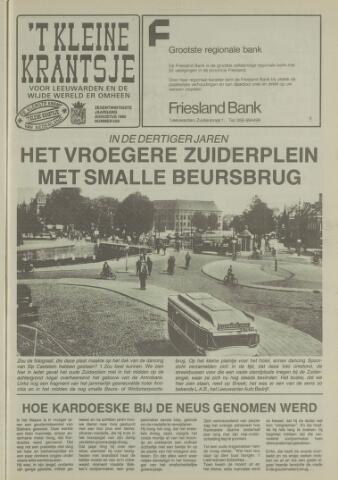't Kleine Krantsje, 1964-1997 1990-08-01