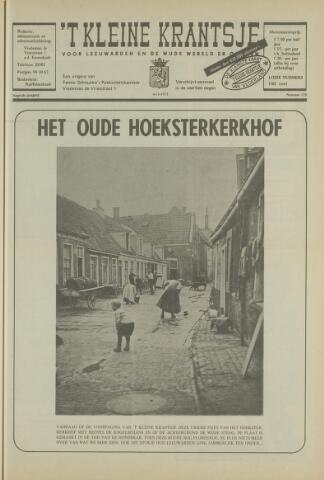 't Kleine Krantsje, 1964-1997 1972-11-04