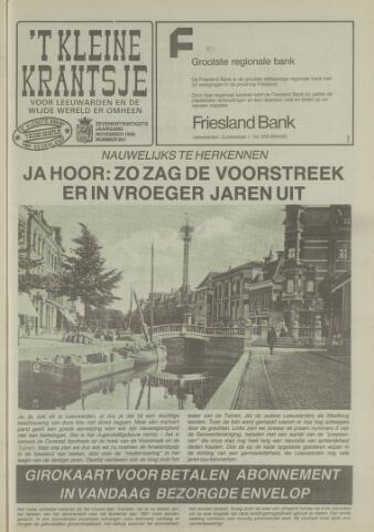 't Kleine Krantsje, 1964-1997 1990-11-01