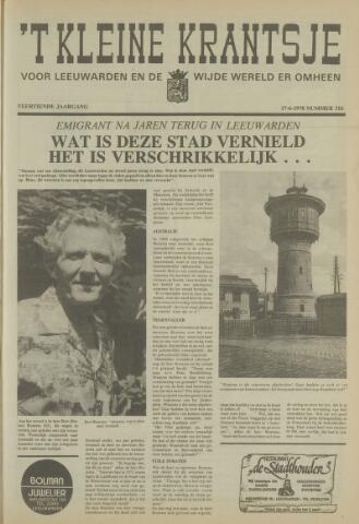 't Kleine Krantsje, 1964-1997 1978-06-17