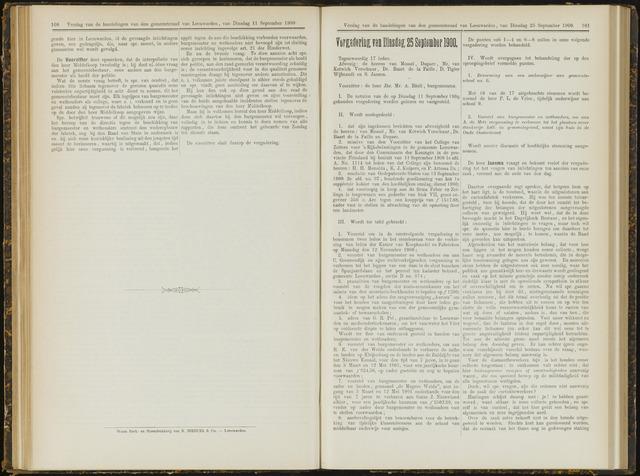Raadsverslagen van de gemeente Leeuwarden, 1865-2007 (Notulen) 1900-09-25